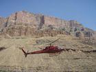 Helikopter Grand Canyon fra Las Vegas