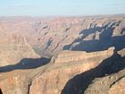 Foto af helikopter i Grand Canyon