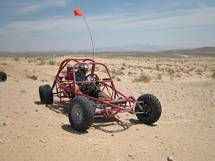 Dune/Beach  buggy tour Las Vegas
