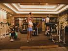 Luxors gym i Las Vegas