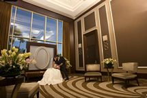 Bryllup på Mandalay Bay i Las Vegas