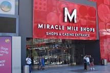 Miracle Mile på Planet Hollywood i Las Vegas